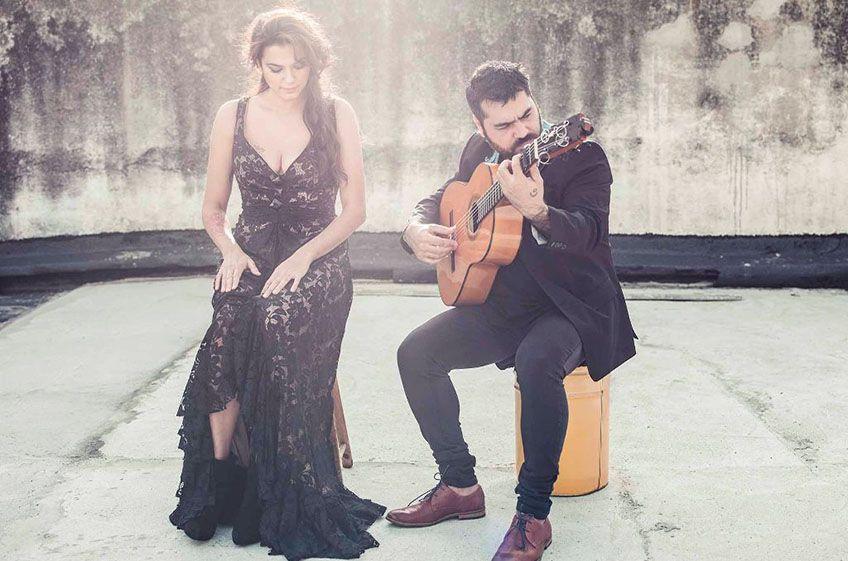 Alba Molina<br>Viernes Flamencos
