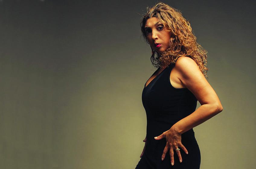 Esperanza Fernández<br>Viernes Flamencos