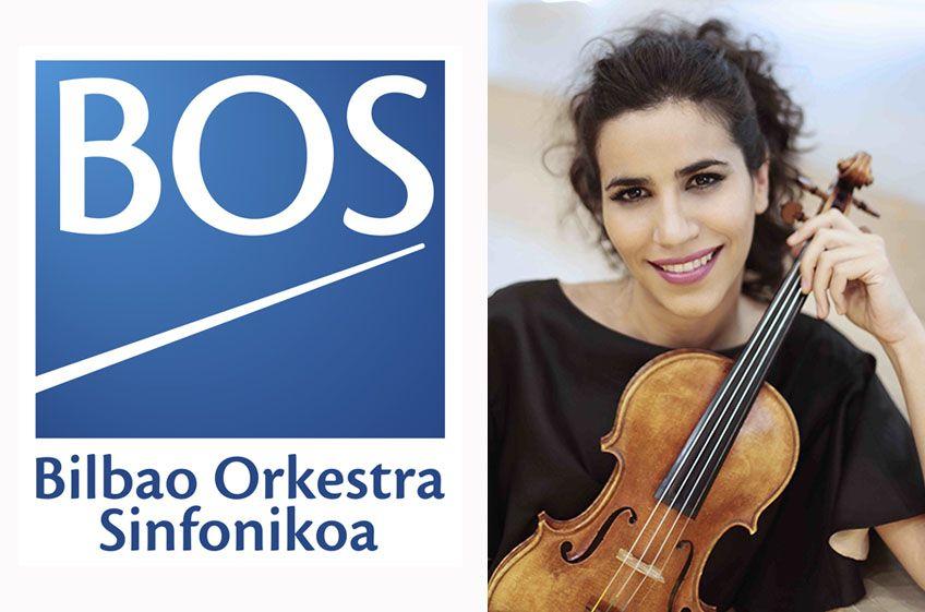 BOS-Bilbao Orkestra Sinfonikoa<br>&#038;<br>Ana Mª Valderrama
