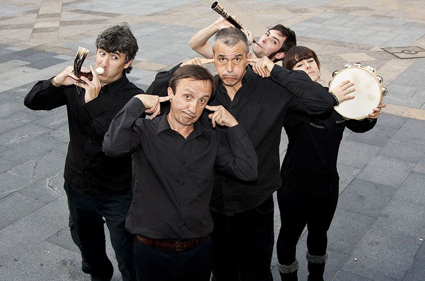 Ez dok hiru!<br>Euskal musikaren benetako istorioa