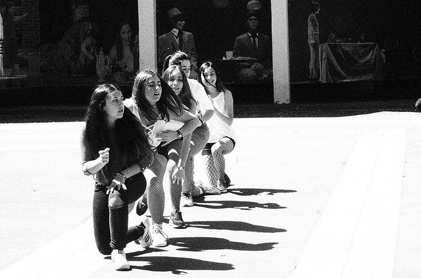 Muestra de Talleres<br>BAI Antzerki Eskola