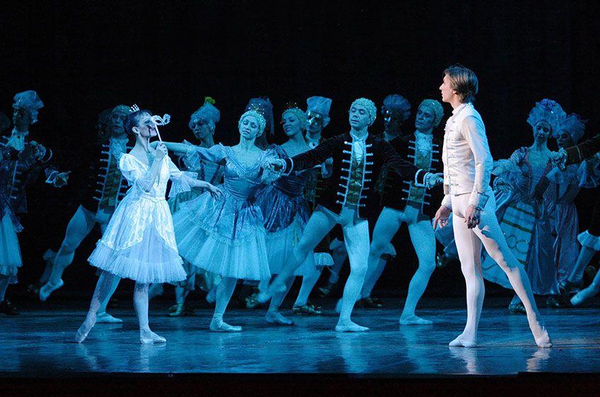 &#8220;La Cenicienta&#8221;<br>Ballet Clásico de Moscú
