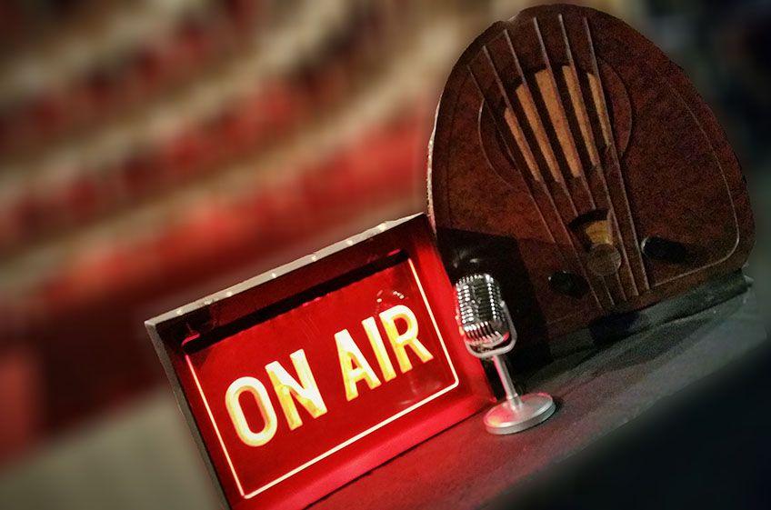 Zarzuela on air<br>Coro Rossini