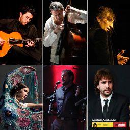 Flamencos de Euskadi<br>Viernes Flamencos