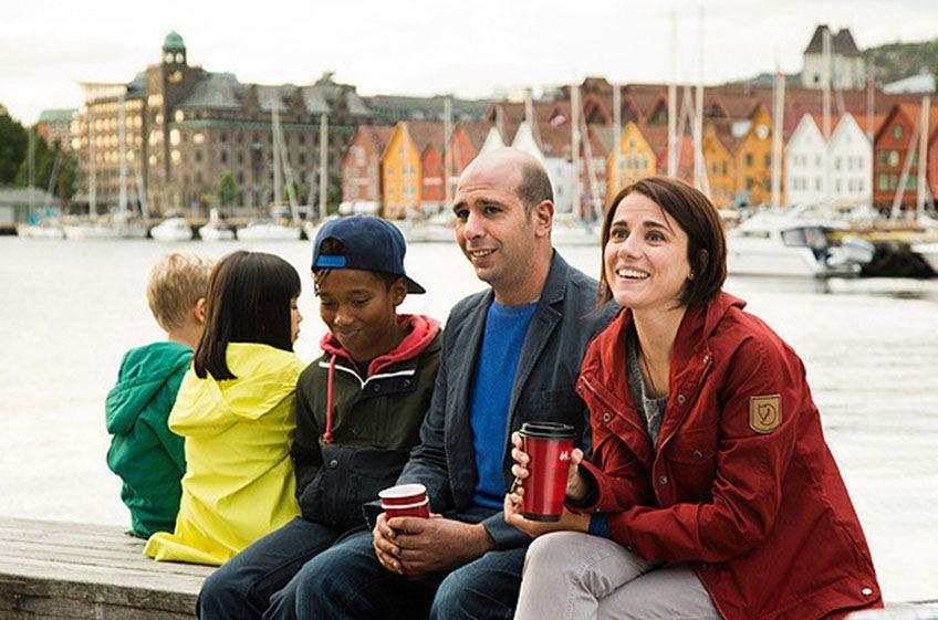 Un italiano en Noruega<br>Miércoles de Cine