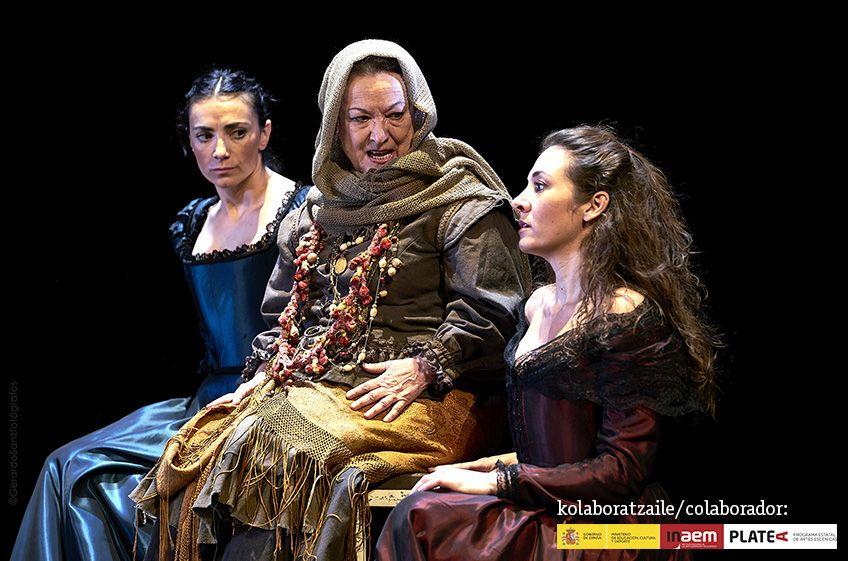 El caballero de Olmedo<br>Noviembre Teatro
