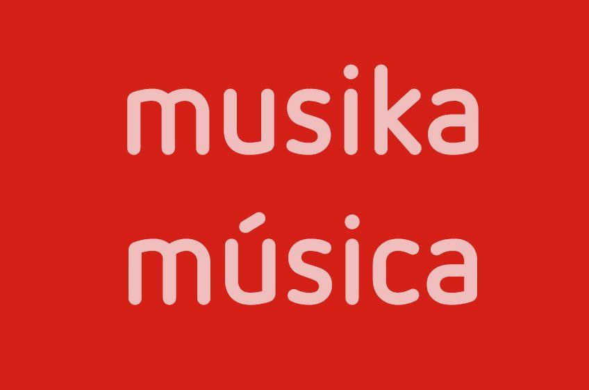 MUSIKA – MÚSICA