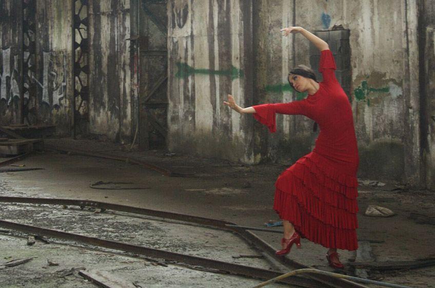 Adriana Bilbao<br>Viernes Flamencos