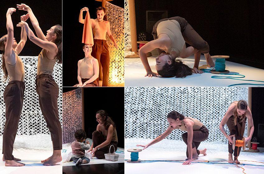 &#8220;Ehuna&#8221;<br>Teatro Paraíso &#038; Dantzaz