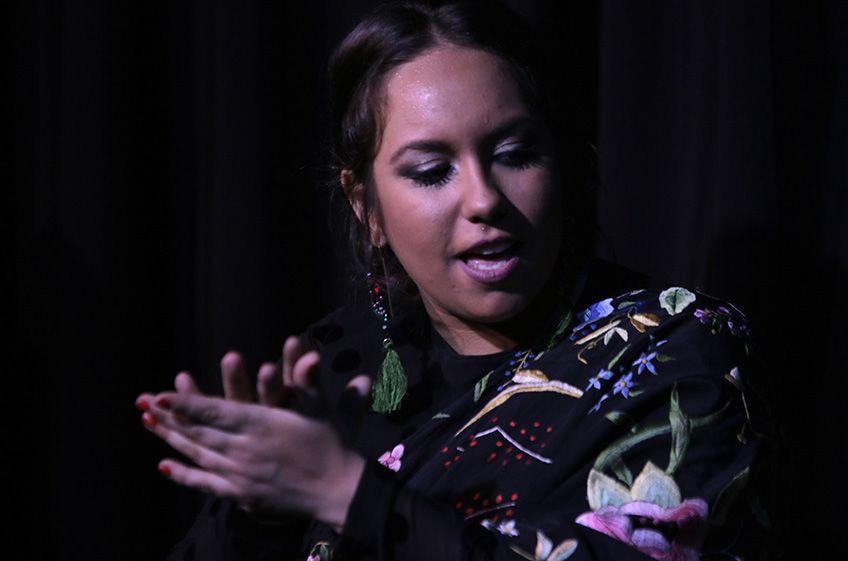María Terremoto<br>Viernes Flamencos