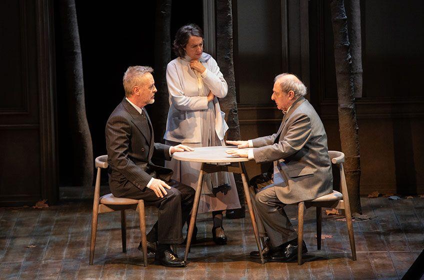 """""""Copenhague""""<br>Producciones  Teatrales  Contemporáneas"""