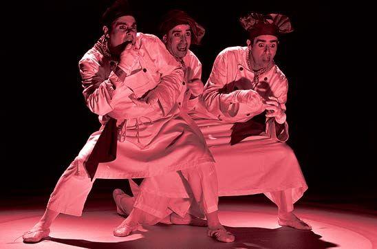 """Hansel eta Gretel""<br>Borobil Teatroa"