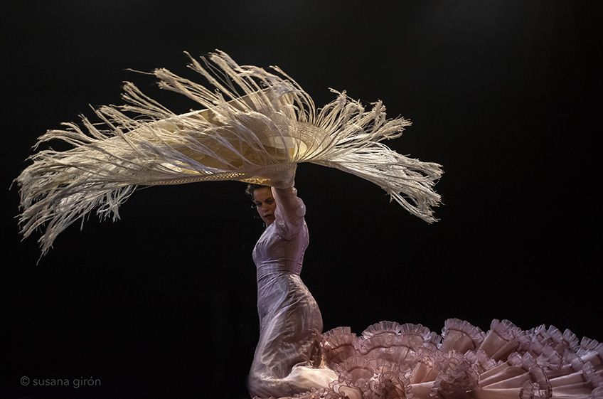 María Moreno<br>Viernes Flamencos