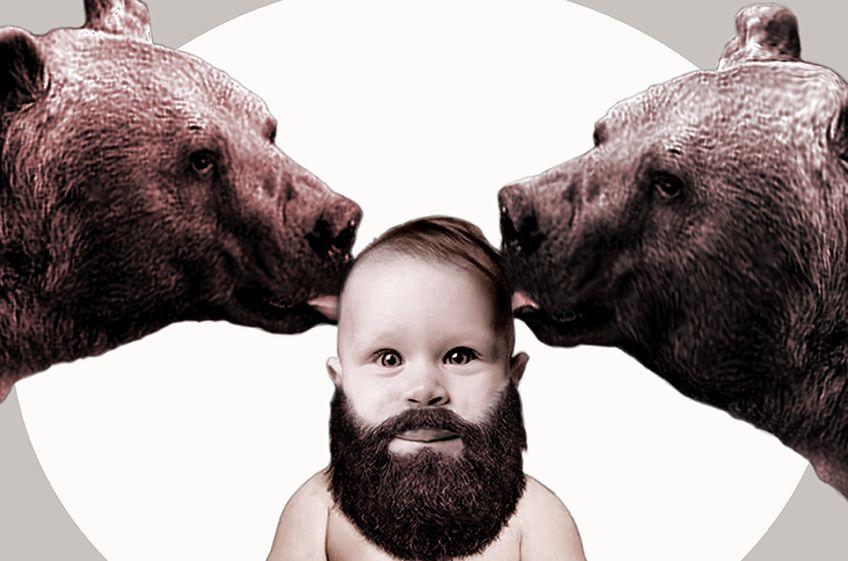 """""""¡Ave, osos!""""<br>El mono habitado"""