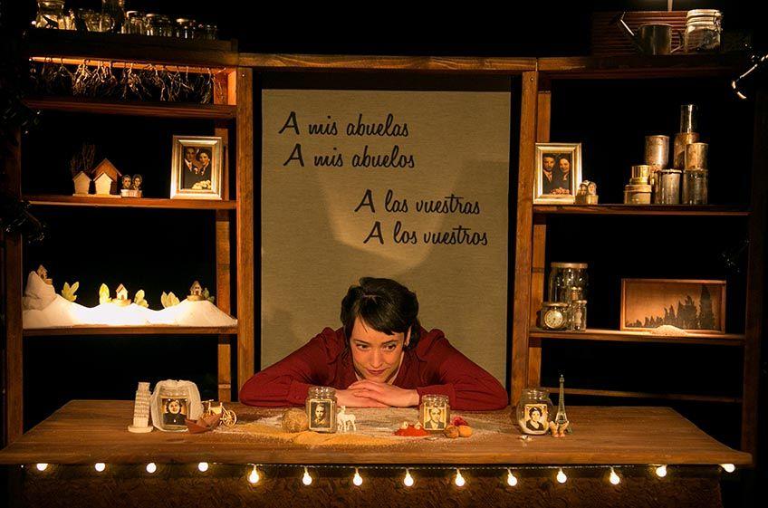 """""""Conservando  memoria""""<br>El  Patio  Teatro"""