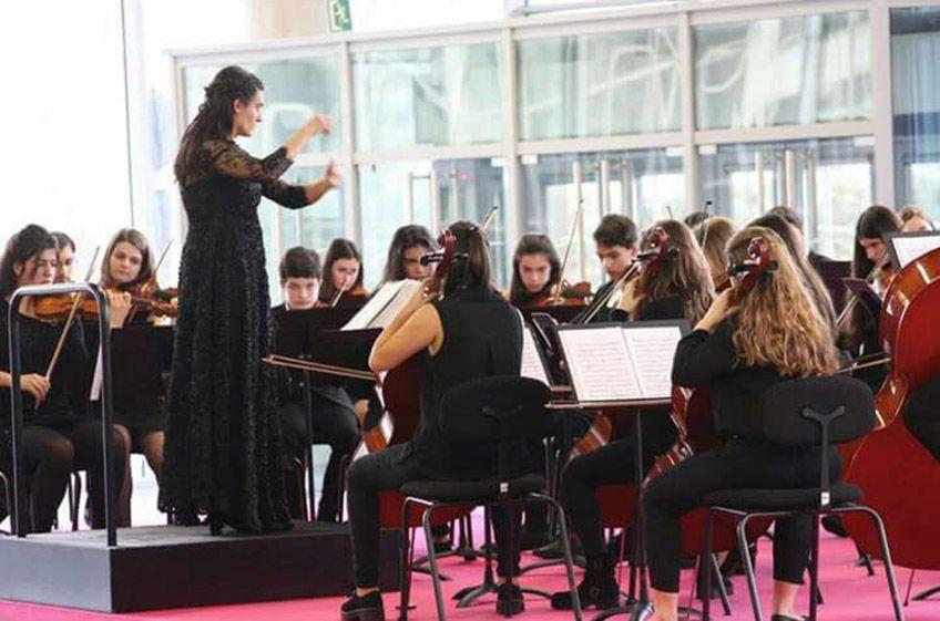 """""""Concierto de Navidad""""<br>Conservatorio Municipal de Barakaldo – Grupo de percusión y Banda Sinfónica"""