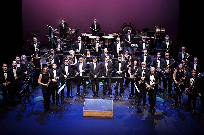"""""""Trombón concertino""""Banda Municipal de Música de Barakaldo"""