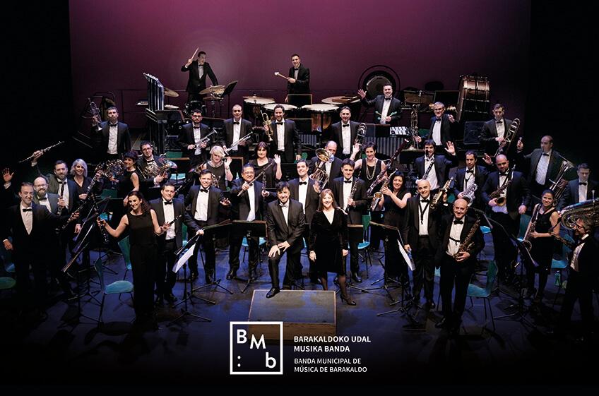 «Concierto Piccolo»<br>Banda Municipal de Música de Barakaldo