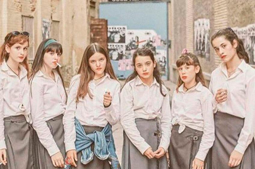 «Las niñas»<br>Miércoles de Cine