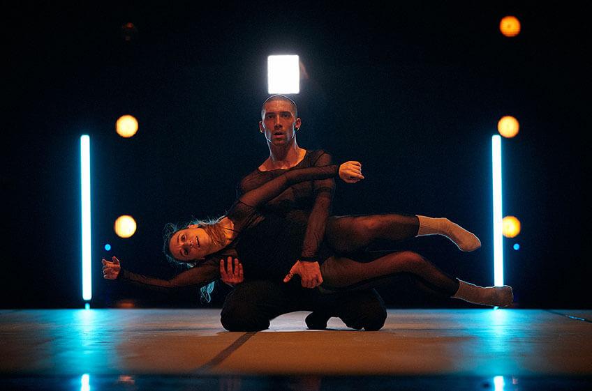 Al desnudo<br>Metamorphosis Dance | Iratxe Ansa & Igor Bacovich