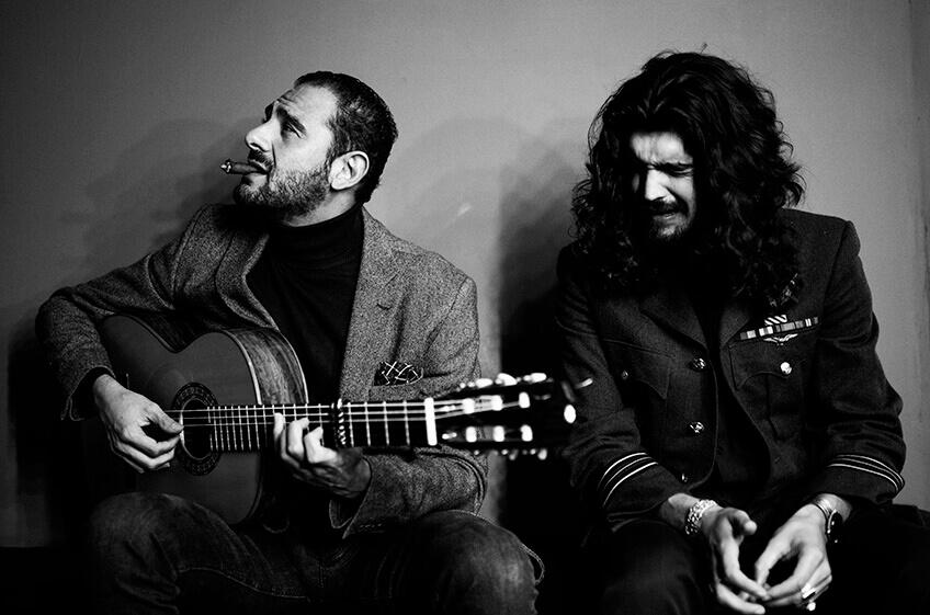 Israel Fernández & Diego del Morao<br>Amor
