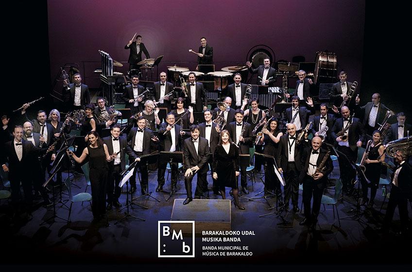 Barakaldoko Udal Musika Banda<br>Roma