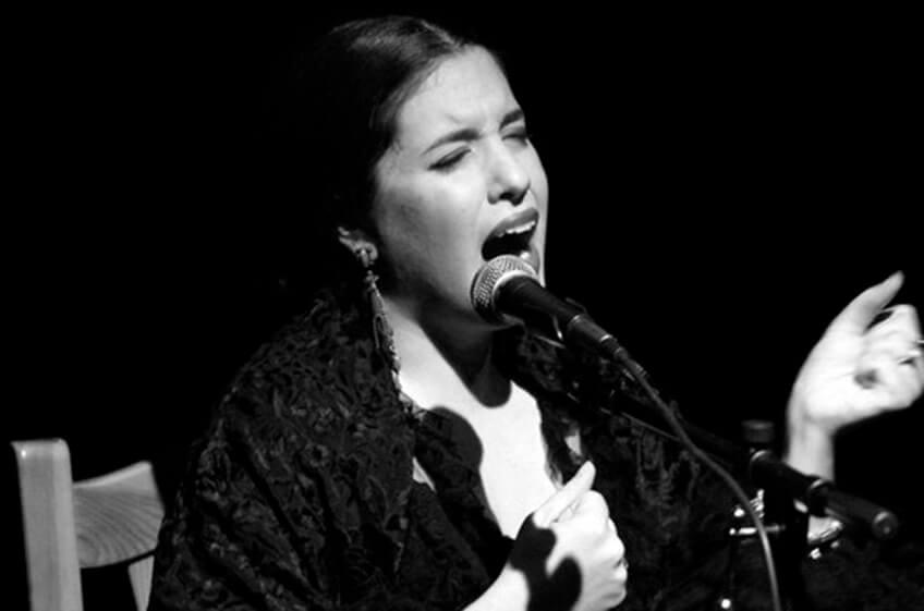 Beatriz Romero<br>Recital de Cante Flamenco