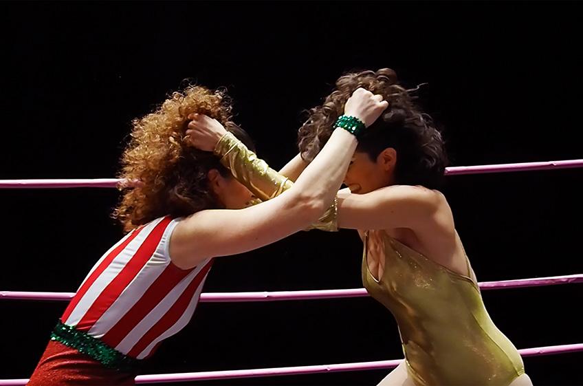 LOF-Ladies on fight<br>Eva Guerrero