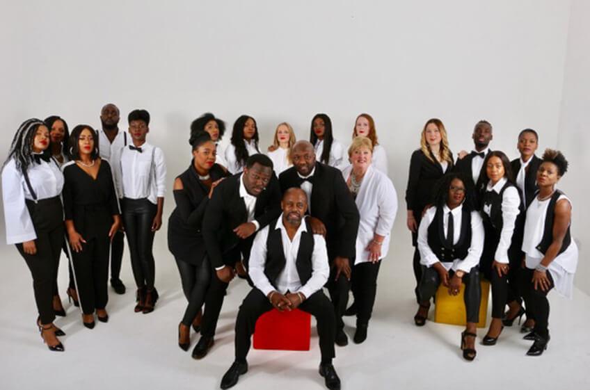 Bazil Meade & London Community Gospel Choir