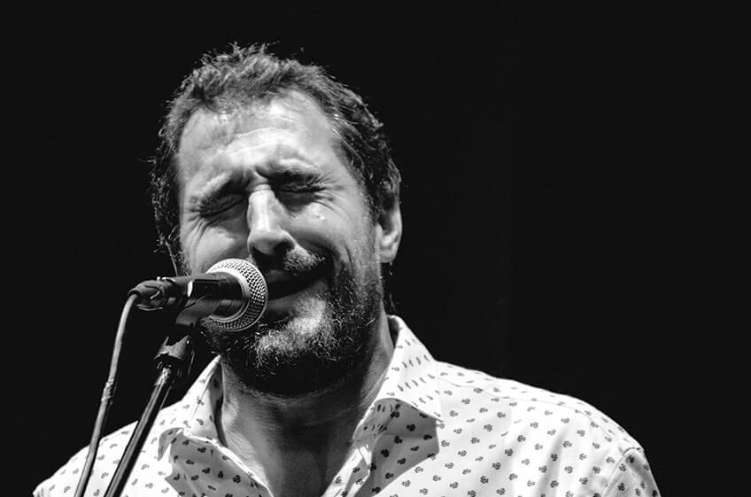 Juanjo Navas<br>Digo vivir